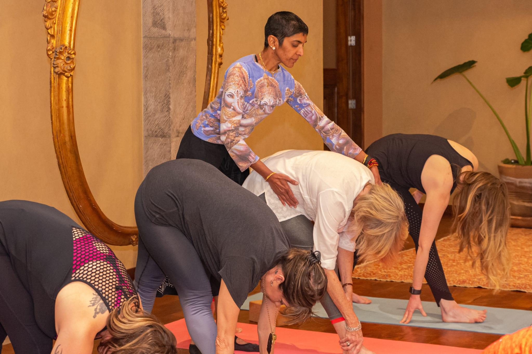 Yoga Class San Miguel