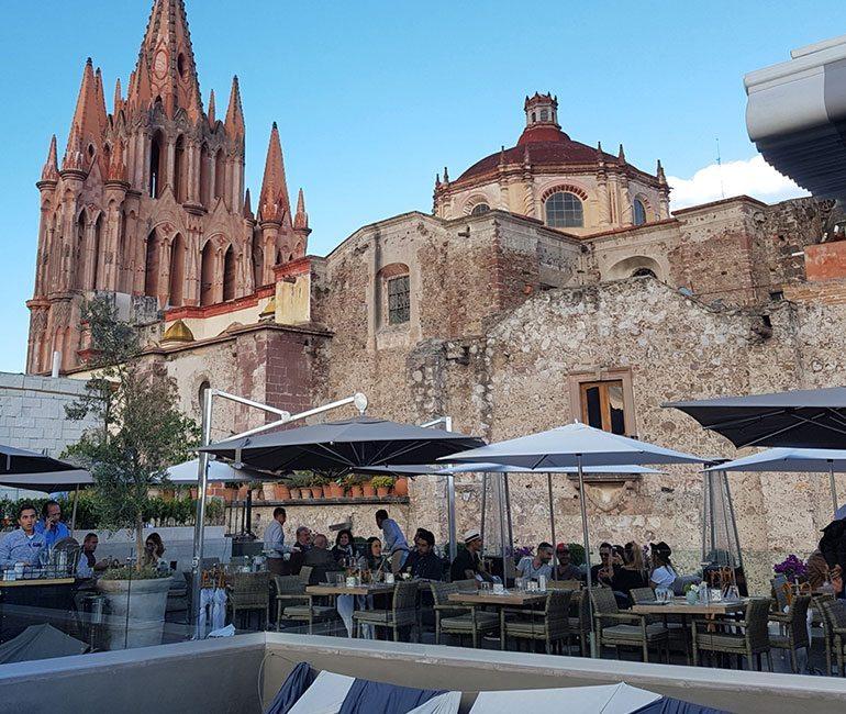 Restaurants San Miguel