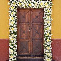 Casa Tres Cervezas Main Door
